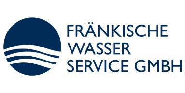 Logo der Fränkischen Wasser Service GmbH