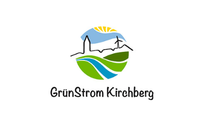 Logo GrünStrom Kirchberg