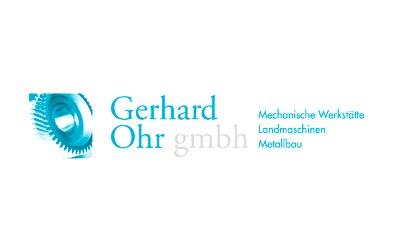 Logo Gerhard Ohr GmbH