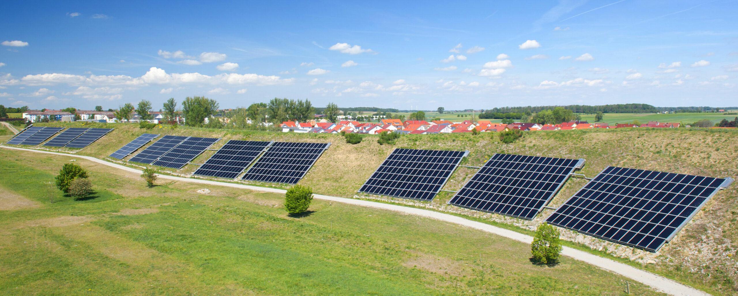 Solarthermie Hirtenwiesen Crailsheim