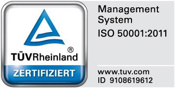 TÜVRheinland Zertifikat