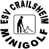 Logo ESV Crailsheim Minigolf