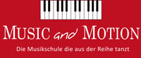 Logo Musikschule Music and Motion