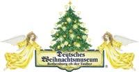 Logo des deutschen Weihnachtsmuseums
