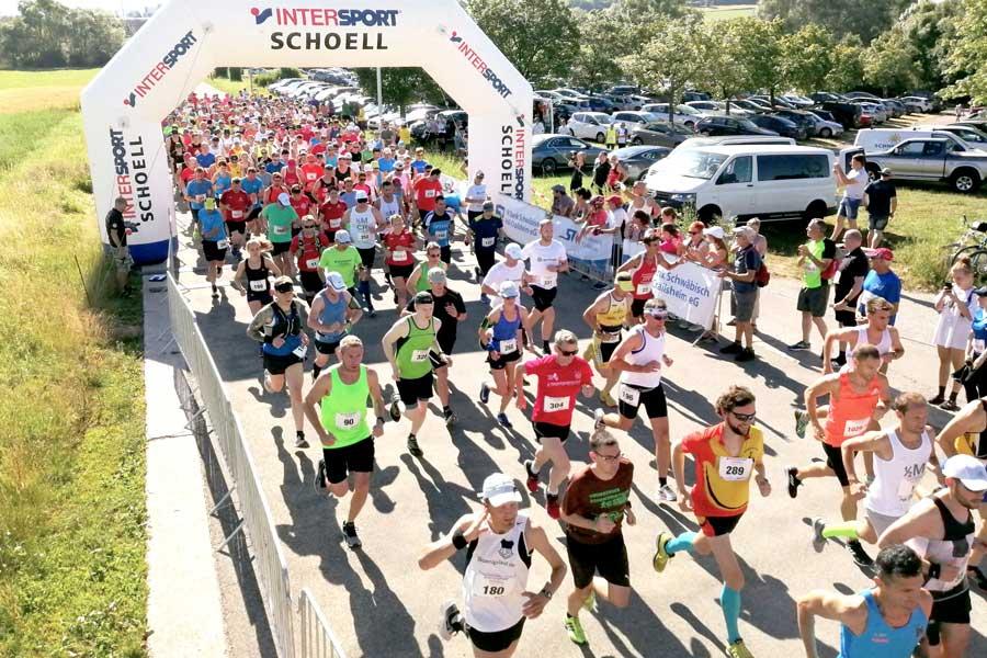 Halbmarathon Crailsheim